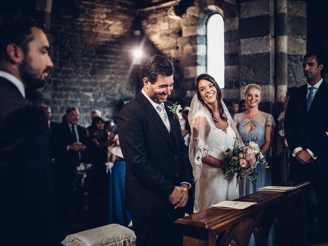 Il matrimonio di Brando e Kristin a Portovenere, La Spezia 80
