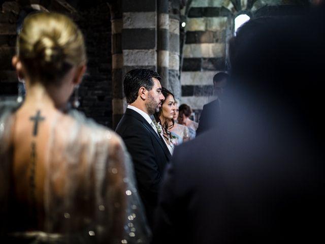 Il matrimonio di Brando e Kristin a Portovenere, La Spezia 84