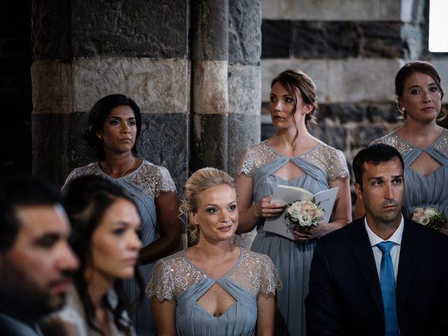 Il matrimonio di Brando e Kristin a Portovenere, La Spezia 86