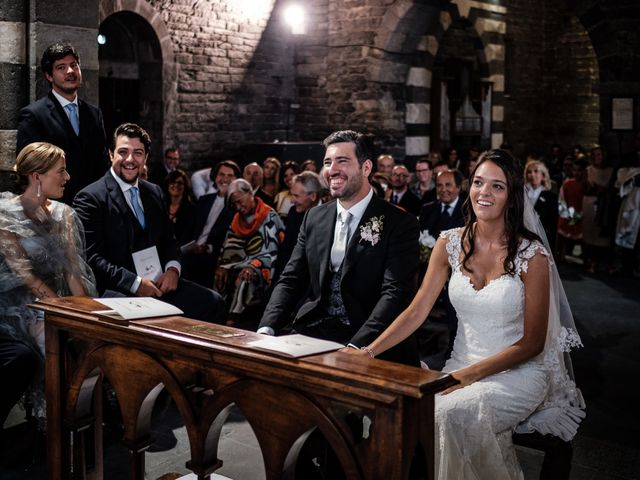 Il matrimonio di Brando e Kristin a Portovenere, La Spezia 91