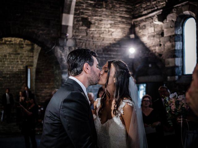 Il matrimonio di Brando e Kristin a Portovenere, La Spezia 93