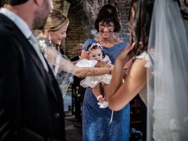 Il matrimonio di Brando e Kristin a Portovenere, La Spezia 94