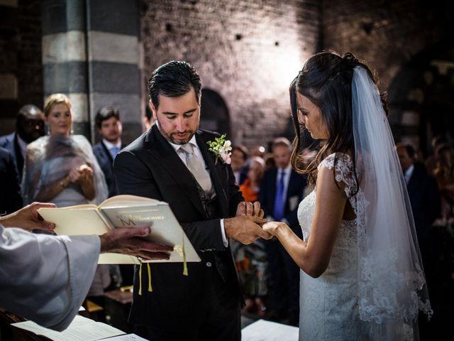 Il matrimonio di Brando e Kristin a Portovenere, La Spezia 95