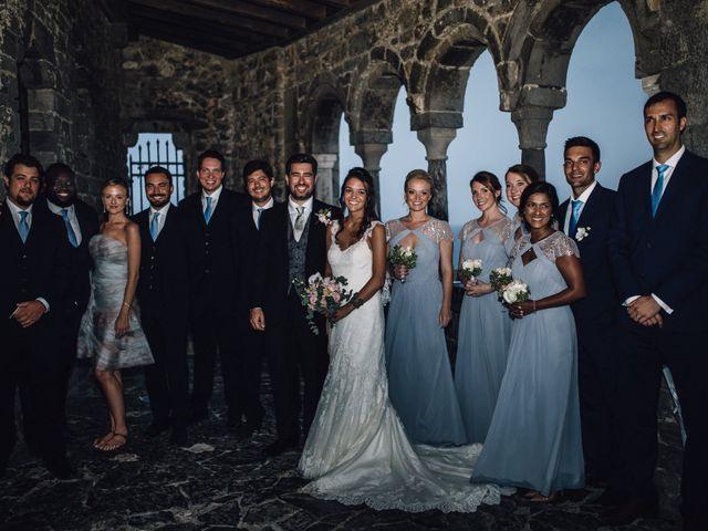 Il matrimonio di Brando e Kristin a Portovenere, La Spezia 106
