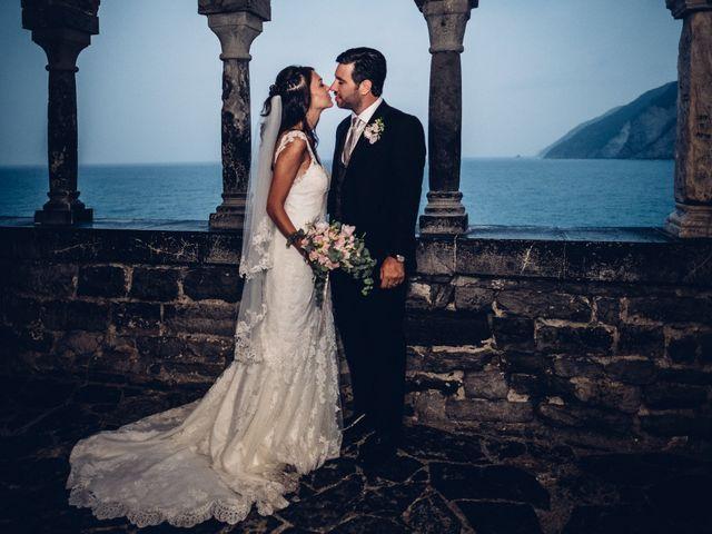 Il matrimonio di Brando e Kristin a Portovenere, La Spezia 110