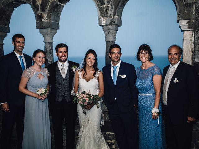 Il matrimonio di Brando e Kristin a Portovenere, La Spezia 112