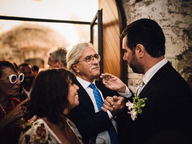 Il matrimonio di Brando e Kristin a Portovenere, La Spezia 125