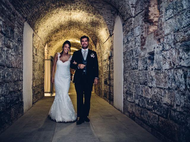 Il matrimonio di Brando e Kristin a Portovenere, La Spezia 130
