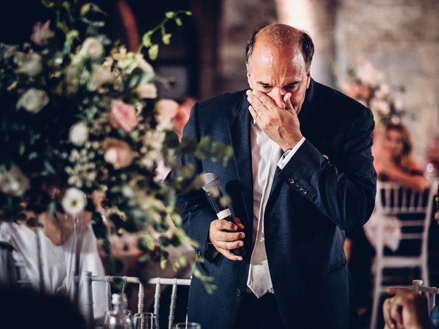 Il matrimonio di Brando e Kristin a Portovenere, La Spezia 135