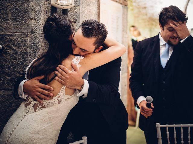 Il matrimonio di Brando e Kristin a Portovenere, La Spezia 140