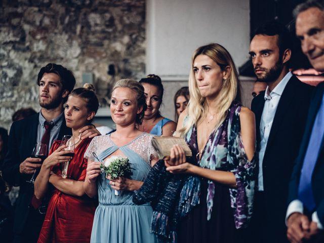 Il matrimonio di Brando e Kristin a Portovenere, La Spezia 155