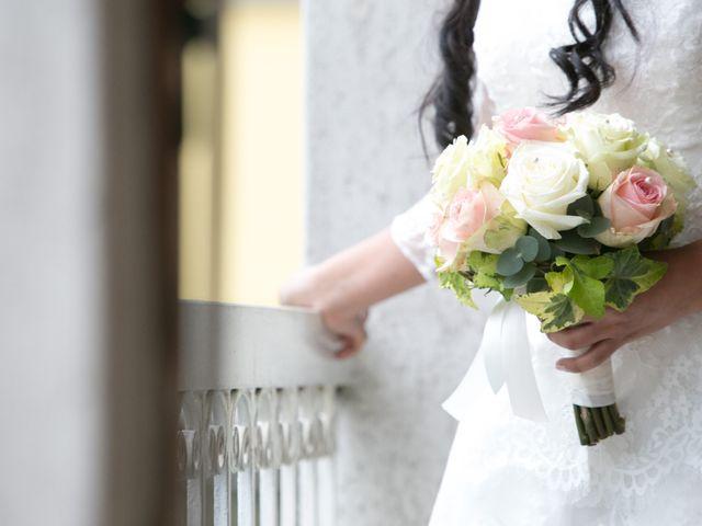 Il matrimonio di Tiago e Francesca a Concorezzo, Monza e Brianza 14