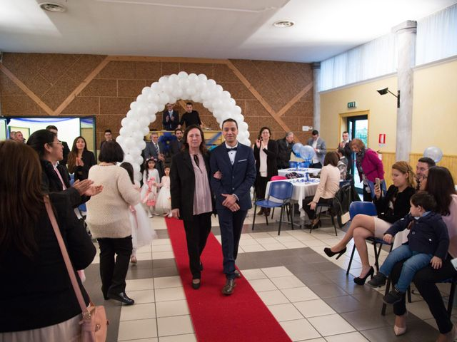 Il matrimonio di Tiago e Francesca a Concorezzo, Monza e Brianza 28