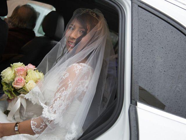 Il matrimonio di Tiago e Francesca a Concorezzo, Monza e Brianza 29
