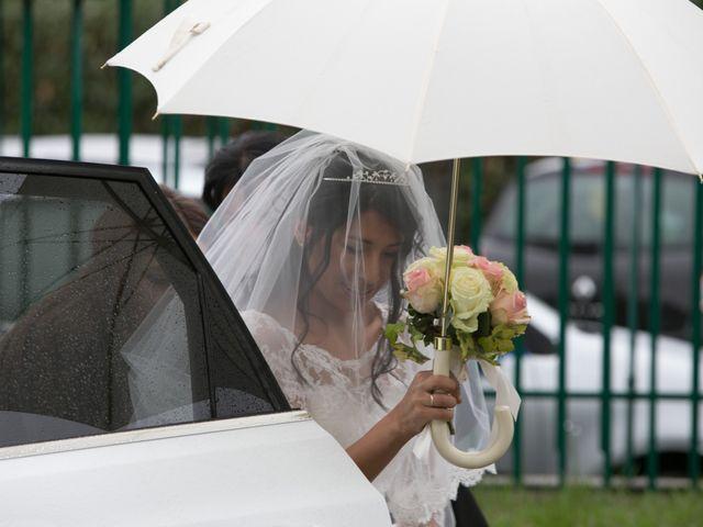 Il matrimonio di Tiago e Francesca a Concorezzo, Monza e Brianza 30