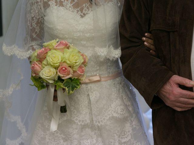 Il matrimonio di Tiago e Francesca a Concorezzo, Monza e Brianza 31