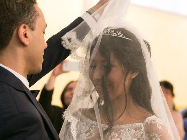 Il matrimonio di Tiago e Francesca a Concorezzo, Monza e Brianza 34