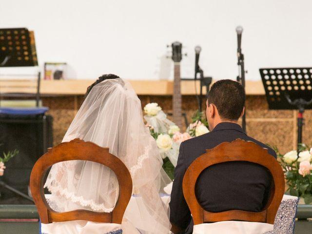 Il matrimonio di Tiago e Francesca a Concorezzo, Monza e Brianza 35