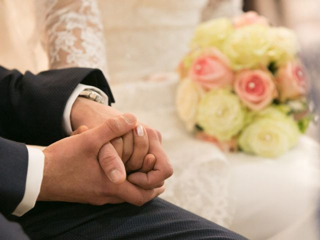 Il matrimonio di Tiago e Francesca a Concorezzo, Monza e Brianza 36