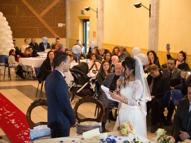 Il matrimonio di Tiago e Francesca a Concorezzo, Monza e Brianza 40