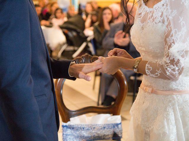 Il matrimonio di Tiago e Francesca a Concorezzo, Monza e Brianza 45