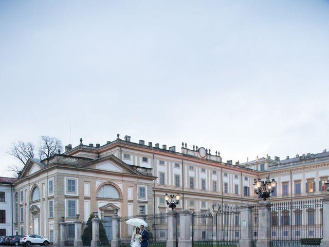 Il matrimonio di Tiago e Francesca a Concorezzo, Monza e Brianza 48