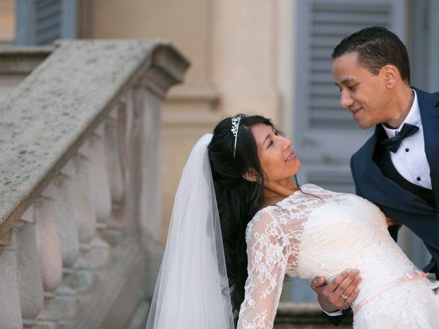 Il matrimonio di Tiago e Francesca a Concorezzo, Monza e Brianza 50