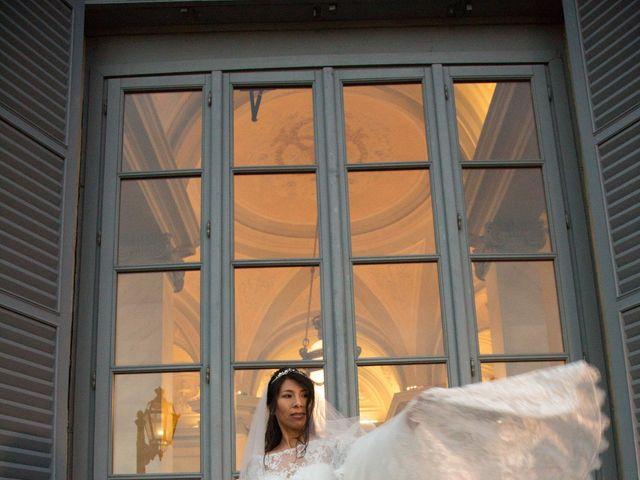Il matrimonio di Tiago e Francesca a Concorezzo, Monza e Brianza 51