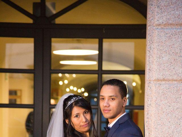 Il matrimonio di Tiago e Francesca a Concorezzo, Monza e Brianza 53