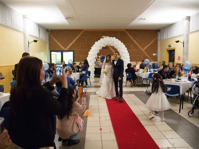 Il matrimonio di Tiago e Francesca a Concorezzo, Monza e Brianza 55