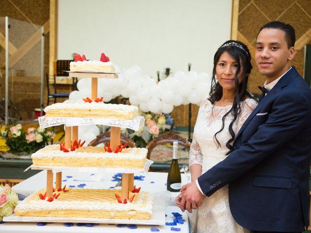 Il matrimonio di Tiago e Francesca a Concorezzo, Monza e Brianza 60