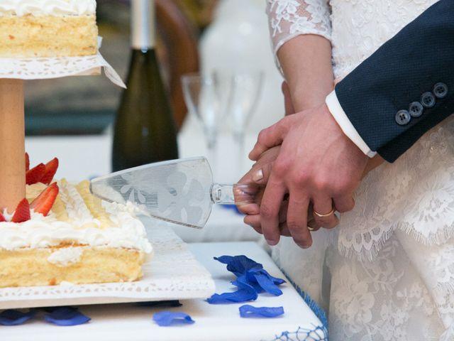 Il matrimonio di Tiago e Francesca a Concorezzo, Monza e Brianza 61