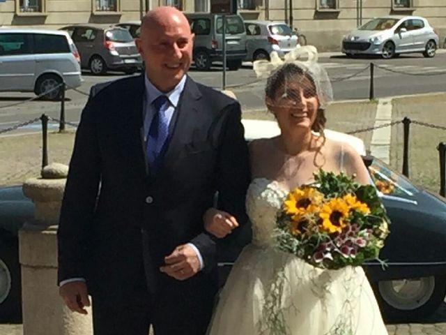 Il matrimonio di Simone e Sara a Piacenza, Piacenza 5