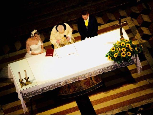 Il matrimonio di Simone e Sara a Piacenza, Piacenza 11