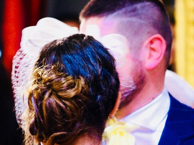Il matrimonio di Simone e Sara a Piacenza, Piacenza 14