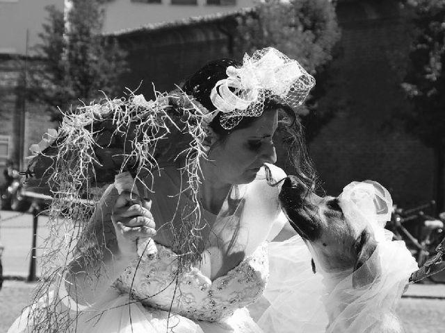 Il matrimonio di Simone e Sara a Piacenza, Piacenza 17