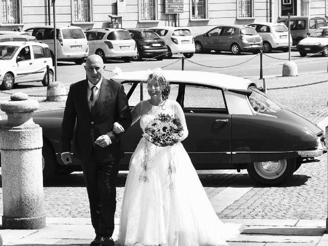 Il matrimonio di Simone e Sara a Piacenza, Piacenza 19