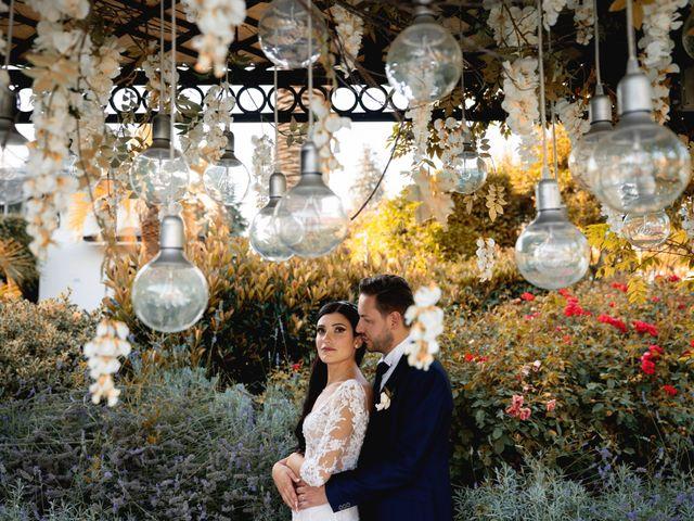 le nozze di Antonio e Liliana