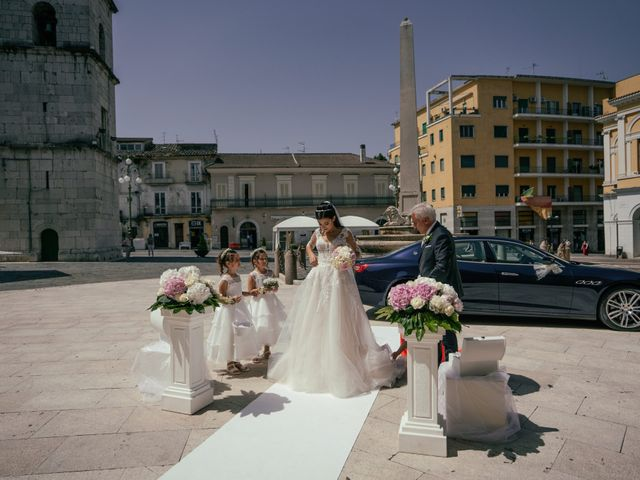 Il matrimonio di Liliana e Antonio a Benevento, Benevento 5