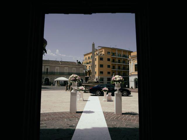 Il matrimonio di Liliana e Antonio a Benevento, Benevento 10