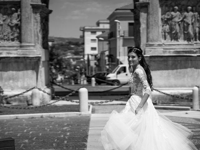 Il matrimonio di Liliana e Antonio a Benevento, Benevento 11