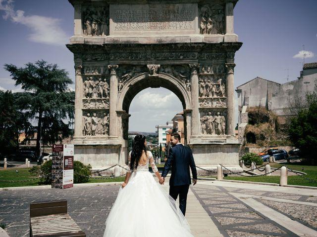 Il matrimonio di Liliana e Antonio a Benevento, Benevento 19