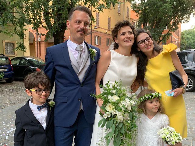 Il matrimonio di Margherita  e Luca a Modena, Modena 4