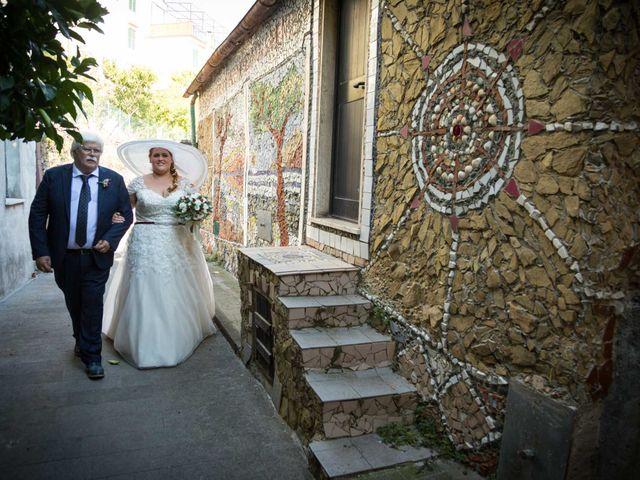 Il matrimonio di Alessandro e Romina a Sarzana, La Spezia 12
