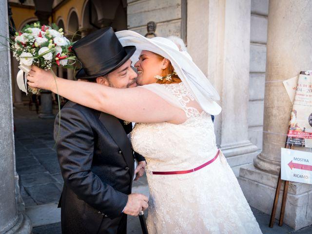 Il matrimonio di Alessandro e Romina a Sarzana, La Spezia 16