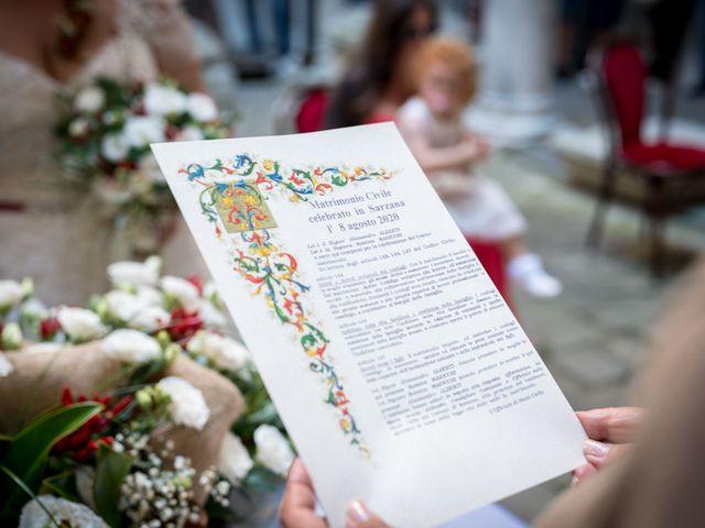 Il matrimonio di Alessandro e Romina a Sarzana, La Spezia 17