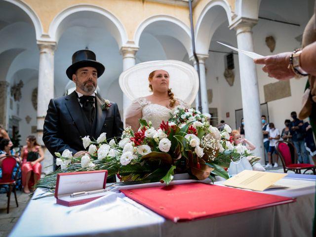 Il matrimonio di Alessandro e Romina a Sarzana, La Spezia 18
