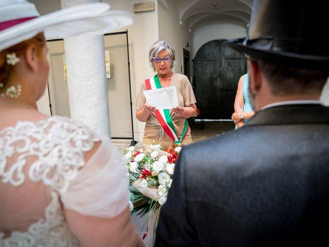Il matrimonio di Alessandro e Romina a Sarzana, La Spezia 19