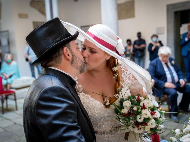 Il matrimonio di Alessandro e Romina a Sarzana, La Spezia 20