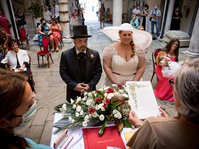 Il matrimonio di Alessandro e Romina a Sarzana, La Spezia 25